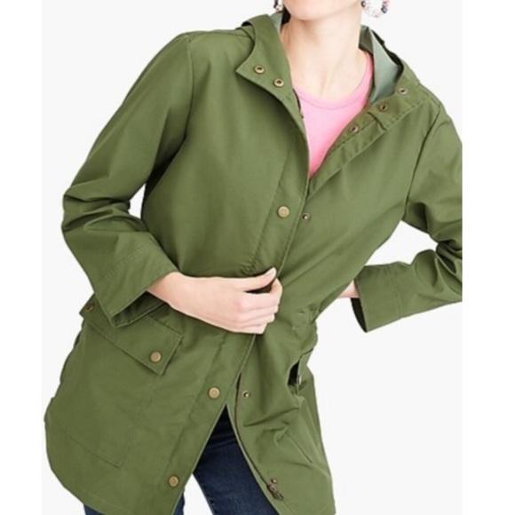 Jackets & Blazers - Jcrew rain utility jacket
